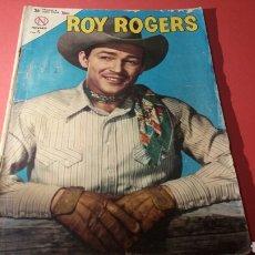 Tebeos: ROY ROGERS 137 NOVARO USADO. Lote 102344312