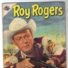Tebeos: ROY ROGERS # 12 NOVARO 1953 CUENTOS DEL AMIGO CARLOS 48 PAG AVIONES DE LA MUERTE BUEN ESTADO. Lote 102553783