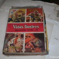 Tebeos: VIDAS ILUSTRES - SELECCION EXTRA NUMERO 1 -. Lote 102697839