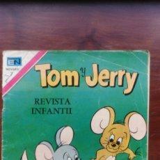 Tebeos: TOM Y JERRY N 393 27 DE ABRIL DE 1974. Lote 102784606