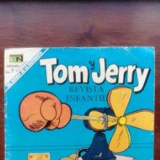 Tebeos: TOM Y JERRY N 272 15 DE AGOSTO 1969 NOVARO. Lote 102785259