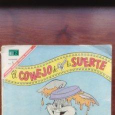 Tebeos: EL CONEJO DE LA SUERTE N 268 15 DE JULIO DE 1967. Lote 102785552