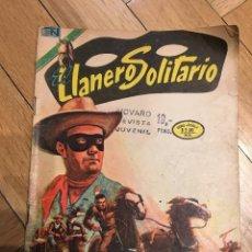 Tebeos: TEBEO EL LLANERO SOLITARIO Nº 335 NOVARO AÑO 1975 SERIE AGUILA. Lote 103036195