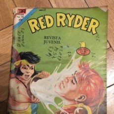 Tebeos: TEBEO RED RYDER Nº 2377 NOVARO AÑO 1976 SERIE AGUILA. Lote 103036299