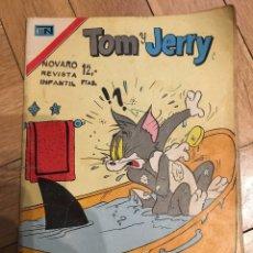 Tebeos: TEBEO TOM Y JERRY Nº 2444 NOVARO AÑO 1976 SERIE AGUILA. Lote 103036627