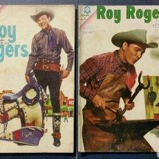 Tebeos: NOVARO. ROY ROGERS. 1964 - 1965.. Lote 103348218