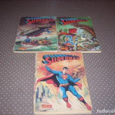 BDs: 3 LIBRO COMIC SUPERMAN TOMOS XXIII-XII-XXVIII. Lote 103393415