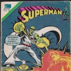 Tebeos: SUPERMAN - SERIE ÁGUILA - DIMENSIÓN DESCONOCIDA - AÑO XXVI - Nº 2.1159 - 29 MAY 1978.. Lote 103485871