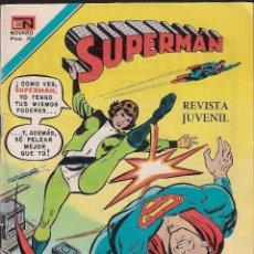 Tebeos: SUPERMAN - SERIE ÁGUILA - DIMENSIÓN DESCONOCIDA - AÑO XXVI - Nº 2.1164 - 3 JULIO 1978.. Lote 103666723