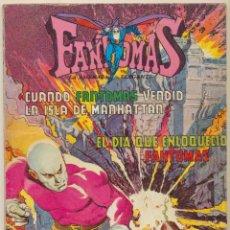 Tebeos: FANTOMAS. LIBRO COMIC VII. NOVARO 1977.. Lote 103686919