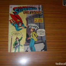 Tebeos: SUPERMAN Y SUS AMIGOS Nº 23 EDITA NOVARO . Lote 103816511