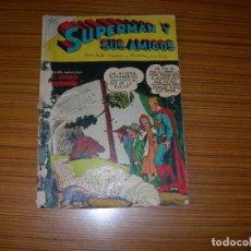 Tebeos: SUPERMAN Y SUS AMIGOS Nº 19 EDITA NOVARO . Lote 103816555
