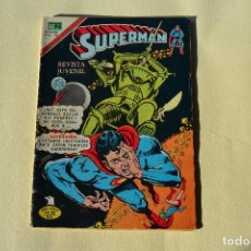 Tebeos: SUPERMAN Nº2- 1166. Lote 103985767