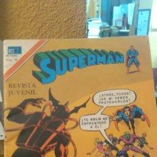 Tebeos: SUPERMAN N.-1111. NOVARO. Lote 104065948