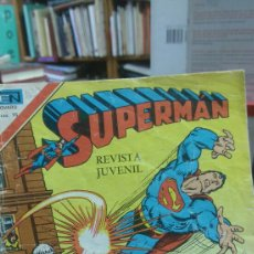 Tebeos: SUPERMAN N.- 1134. NOVARO. Lote 104073442