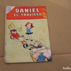 Tebeos: DANIEL EL TRAVIESO Nº 21, EDITORIAL NOVARO. Lote 104081559