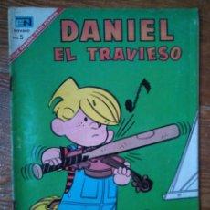 Tebeos: DANIEL EL TRAVIESO Nº 33 EDITORIAL NOVARO.. Lote 104381387