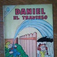 Tebeos: DANIEL EL TRAVIESO Nº 25 EDITORIAL NOVARO . Lote 104382103