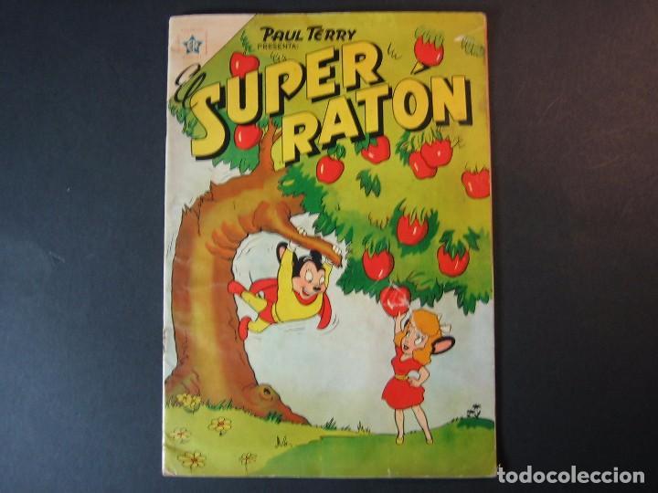 EL SUPER RATÓN Nº58 ( ERSA/SEA, 1956 ) (Tebeos y Comics - Novaro - Otros)