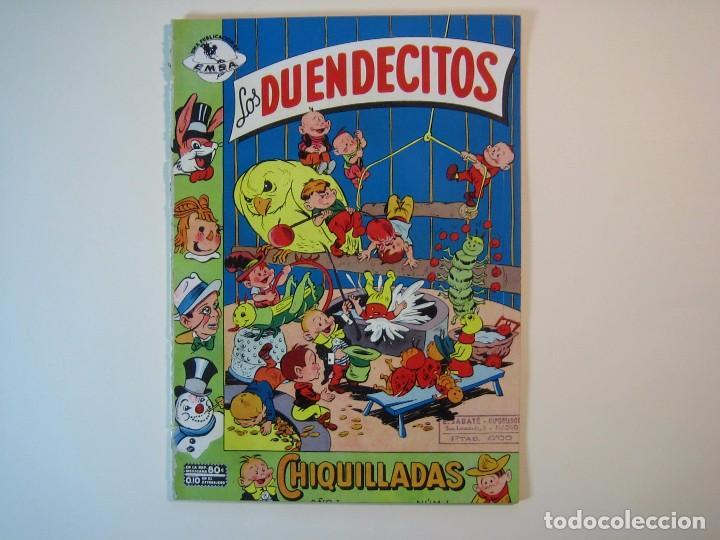 CHIQUILLADAS Nº1 (EMSA/ERSA,1952 ) (Tebeos y Comics - Novaro - Otros)