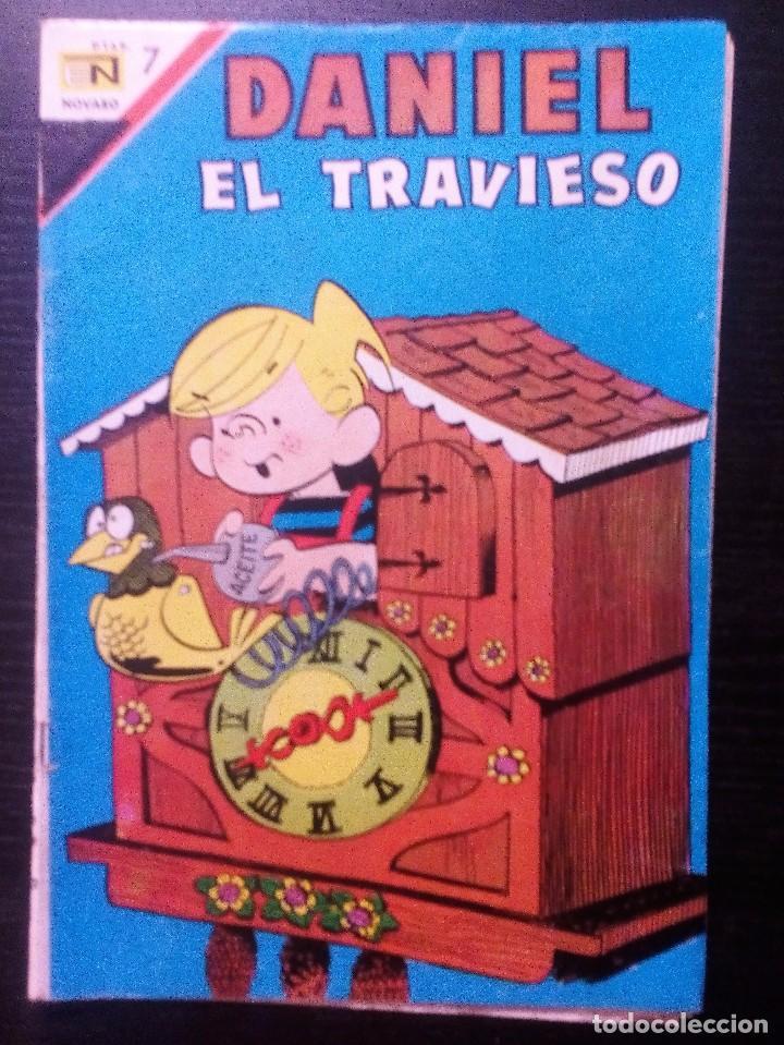DANIEL EL TRAVIESO NOVARO (Tebeos y Comics - Novaro - Otros)