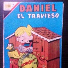 Tebeos: DANIEL EL TRAVIESO NOVARO . Lote 104708823
