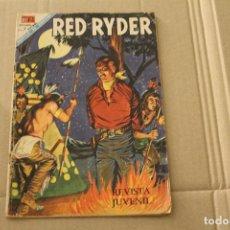 Tebeos: RED RYDER Nº 183, EDITORIAL NOVARO. Lote 104893291