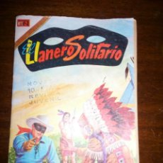 Tebeos: EL LLANERO SOLITARIO EDICIÓN NOVARO, 1974. Lote 104985188