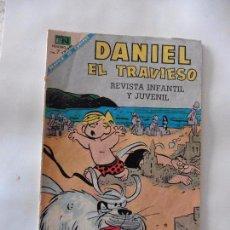 Tebeos: DANIEL EL TRAVIESO Nº 52 1968 NAVARO ORIGINAL. Lote 105404191