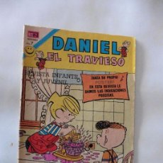 Tebeos: DANIEL EL TRAVIESO Nº 110 1972 NAVARO ORIGINAL. Lote 105404431
