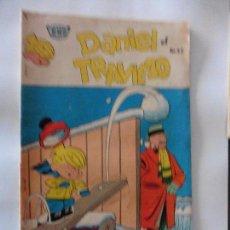 Tebeos: DANIEL EL TRAVIESO Nº42 1961 ENS MEXICO ORIGINAL. Lote 105404839