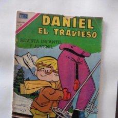 Tebeos: DANIEL EL TRAVIESO Nº 66 1970 ORIGINAL. Lote 105405171