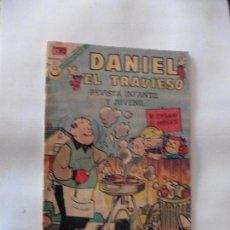 Tebeos: DANIEL EL TRAVIESO Nº 105 1972 ORIGINAL. Lote 105405535