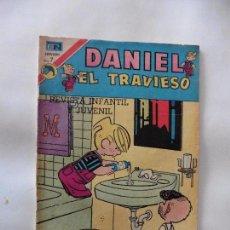 Tebeos: DANIEL EL TRAVIESO Nº 116 1973 ORIGINAL. Lote 105405683