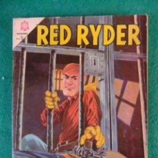 Tebeos: RED RYDER Nº 141 EDITORIAL NOVARO. Lote 105581775