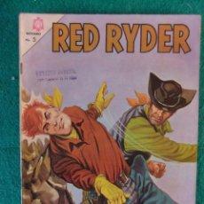 Tebeos: RED RYDER Nº 133 EDITORIAL NOVARO. Lote 105581863