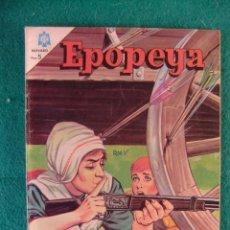 Tebeos: EPOPEYA Nº 79 LA GUERRA DE LOS BOERS EDITORIAL NOVARO. Lote 105585263