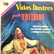 Tebeos: VOLTAIRE. Lote 105636767