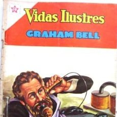 Tebeos: GRAHAM BELL. Lote 105636803