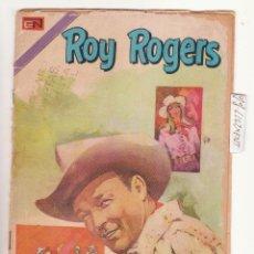 Tebeos: ROY ROGERS NOVARO Nº 317 DIFICIL. Lote 105709447