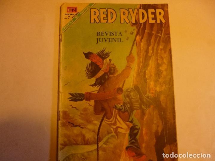 RED RYDER 185 (Tebeos y Comics - Novaro - Red Ryder)