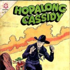 Tebeos: HOPALONG CASSIDY Nº 120 - NOVARO 1964 - VER DESCRIPCION. Lote 106620339