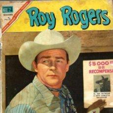 Tebeos: ROY ROGERS Nº 177 - NOVARO 1967 - EL DE LA FOTO - VER DESCRIPCION. Lote 106622463