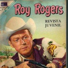 Tebeos: ROY ROGERS Nº 189 - NOVARO 1968 - EL DE LA FOTO - VER DESCRIPCION. Lote 106622631