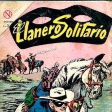 Tebeos: EL LLANERO SOLITARIO Nº 132 - NOVARO 1964 - EL DE LA FOTO - VER DESCRIPCION. Lote 106623223