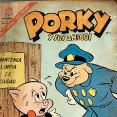 Tebeos: PORKY Y SUS AMIGOS Nº 181 - NOVARO 1966 - EL DE LA FOTO - VER DESCRIPCION, - UNICO EN TODOCOLECCION. Lote 106625355
