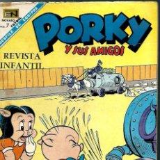 Tebeos: PORKY Y SUS AMIGOS Nº 197 - NOVARO 1968 - EL DE LA FOTO - VER DESCRIPCION, - UNICO EN TODOCOLECCION. Lote 106625683