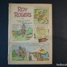 Tebeos: ROY ROGERS Nº 1 DE ROY ROGERS [DE 505] EMSA 1952.. Lote 106641863