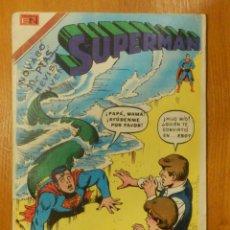 Tebeos: COMIC - SUPERMAN -.EL SUPERTRITÓN DE LOS MARES - AÑO XXIII - Nº 971 - 1 DE AGOSTO 1974 - NOVARO. Lote 107300815