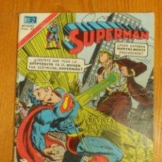 Tebeos: COMIC - SUPERMAN - SERIE AGUILA - AÑO XXVII - Nº 1170 - 14 DE AGOSTO DE 1978 - NOVARO. Lote 107302235